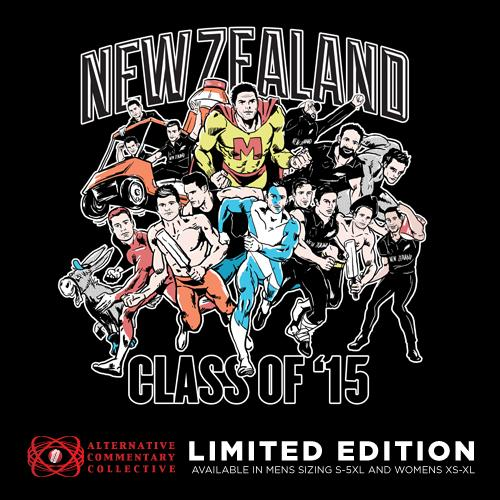 Our final release from The Alternative Commentary Collective t-shirt collaboration. @TheACCnz http://t.co/MloOAieLUY http://t.co/IW7mX2Al5L