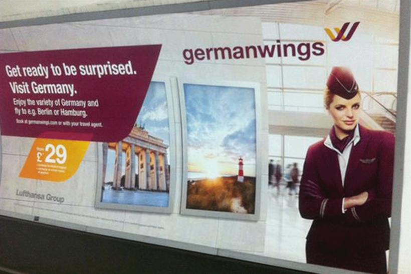 Germanwings removes get ready to be surprised ads in wake of crash http://t.co/CutZipTG5S @James_A_Swift @Campaignmag http://t.co/EB5PcnZXOZ