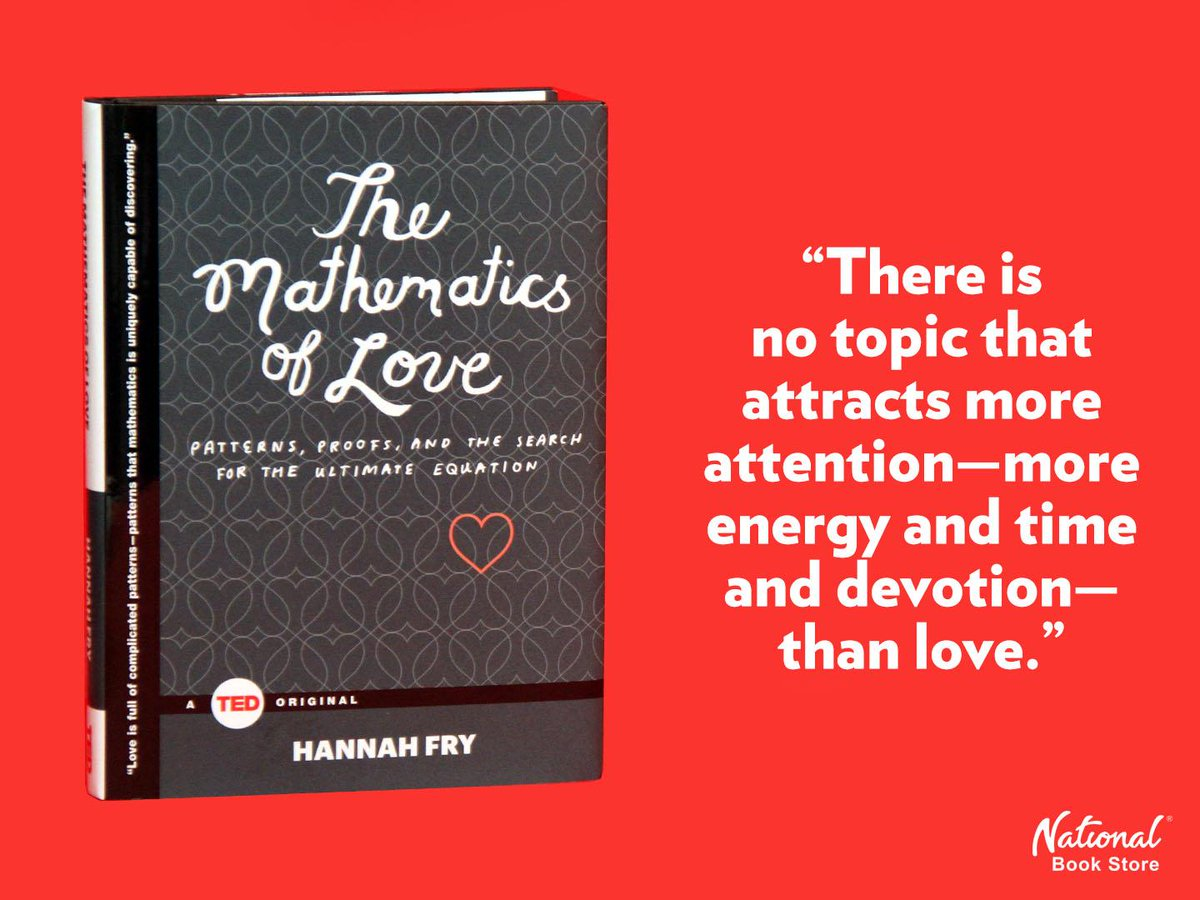 The Mathematics Of Love Book