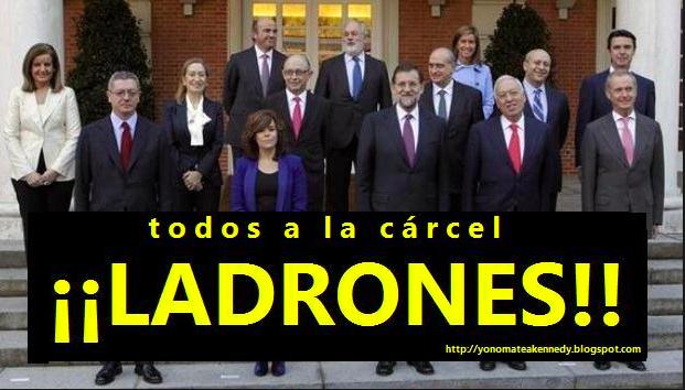 una banda organizada #AtaqueALosCSOAS #BoicotAnunciantesMediaset Lunes Santo http://t.co/tLp6A3R78c