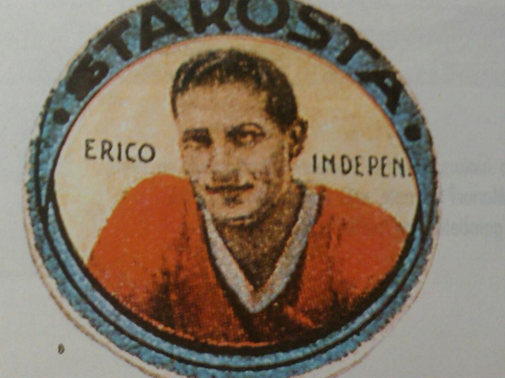 Arsenio Erico: 100 años