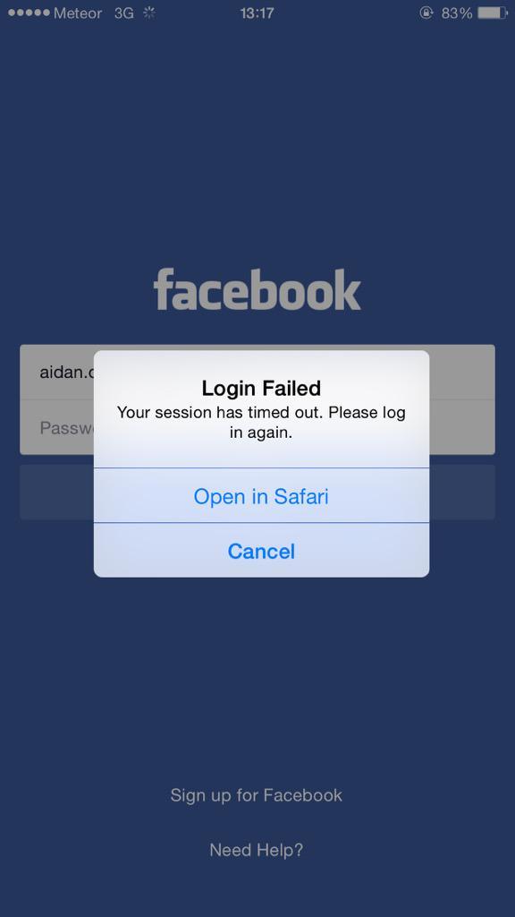 ok @facebook that's grand ✋ http://t.co/twUcToJaUz