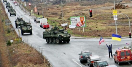 Порошенко утвердил план многонациональных учений и одобрил допуск в Украину иностранных военных подразделений - Цензор.НЕТ 3723