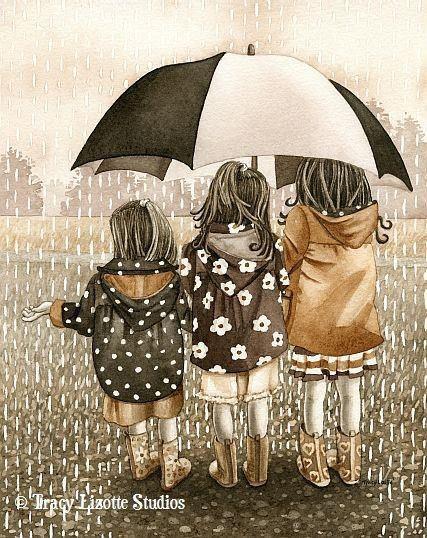 Amo chuva