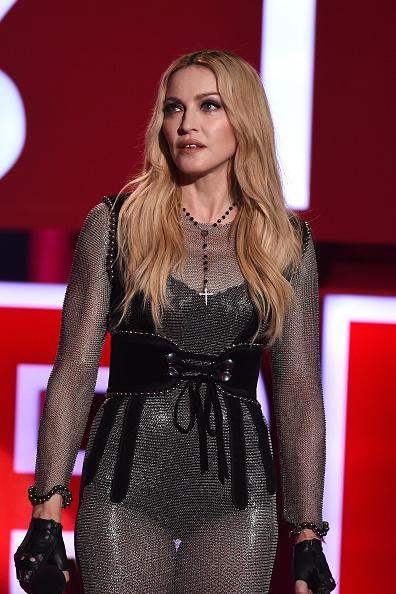 Madonna latest sheer look has us rolling our eyes #iHeartRadioMusicAwards http://t.co/NqS0yqAMJy http://t.co/A3ImFszWDs