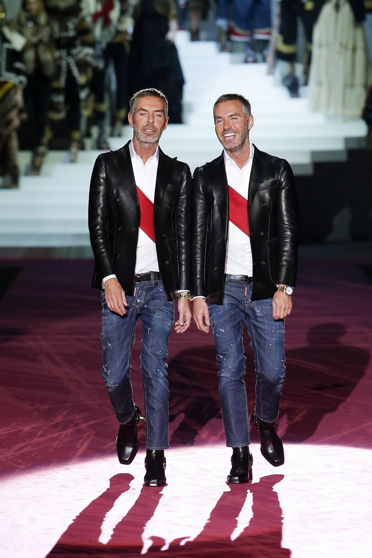 Ten minutes with fashion's most talkative twins - Dean and Dan Caten of @Dsquared2: http://t.co/wcDSUTv3qs http://t.co/RjidZZMa2i