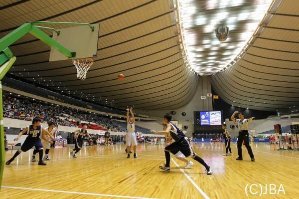 東日本大震災復興支援 第46回全国ミニバスケット …