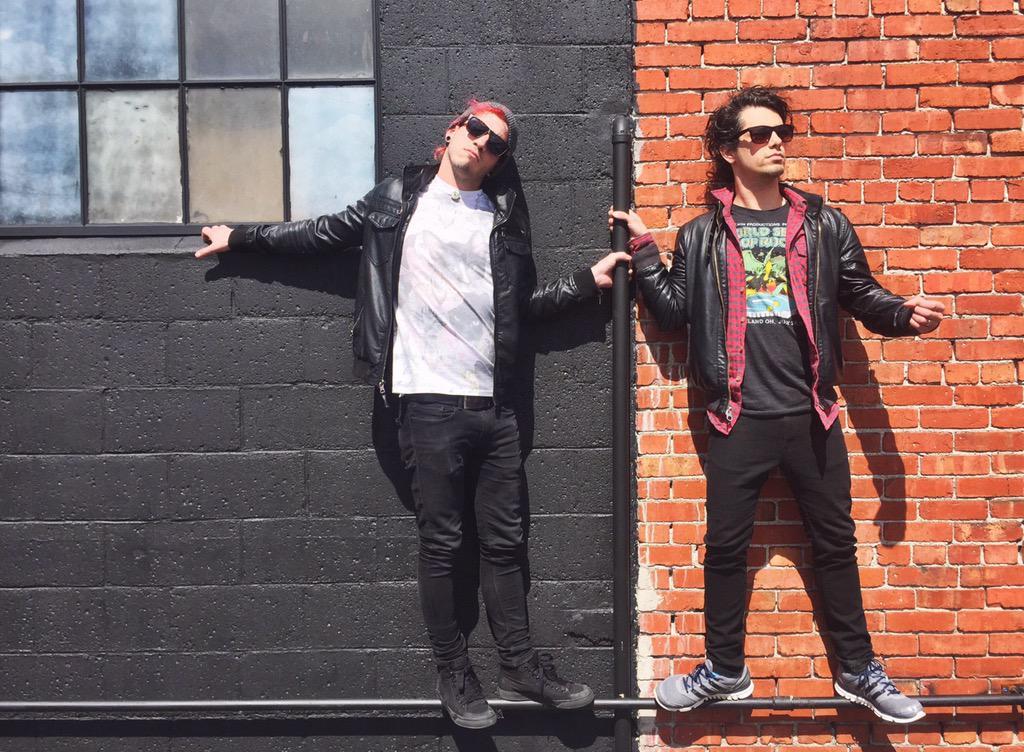 lil drummer boyz // @joshuadun, @colinrigsby // // http://t.co/NHtLJTwKAz // http://t.co/tSGFH8A7YZ
