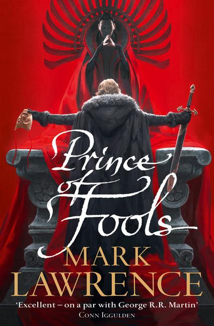 I'll send a signed Prince of Fools pb to 1 new follower in the next 24 hours AND to someone who RTs this. #WorkingIt http://t.co/ROB7zb4S2Z