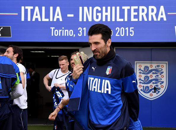 Italia-Inghilterra, la formazione ufficiale