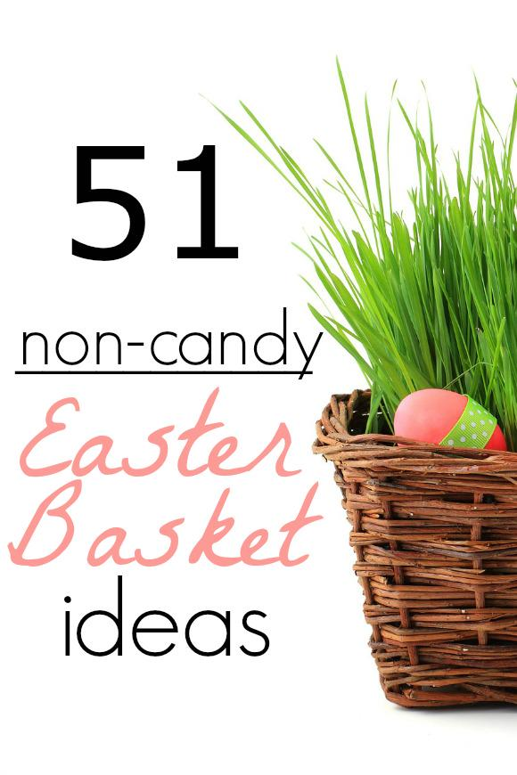 51 Non Candy Easter Basket Ideas!  Simple, quick and cheap.  Check them out and be inspired. http://t.co/aiMk1ni62b http://t.co/aZFzeEEdz5