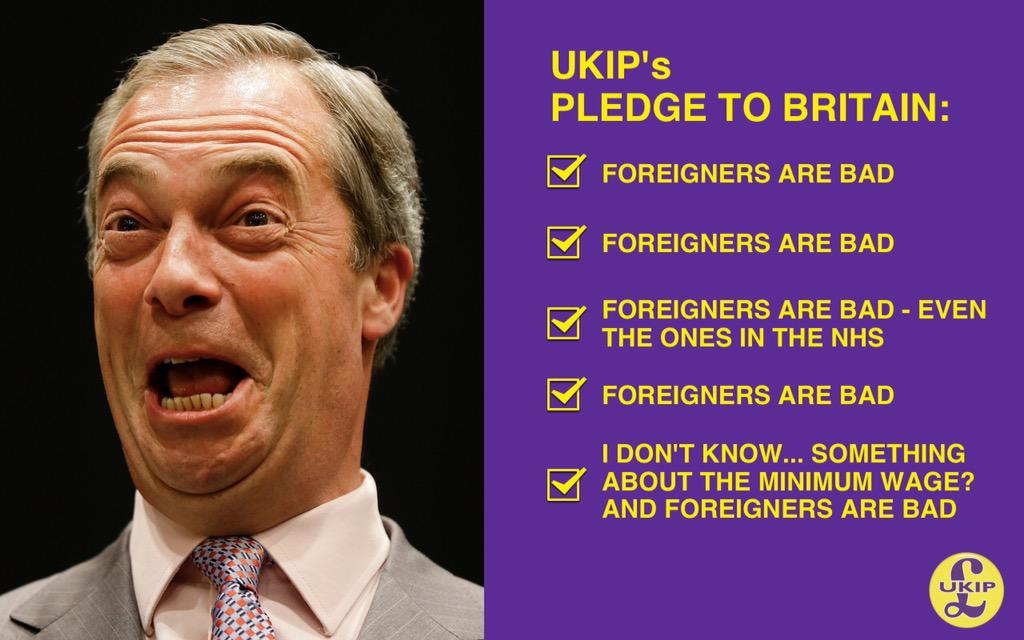 Is it time that we took a closer look at UKIP? - Page 21 CBXbCu2WUAAhrvl