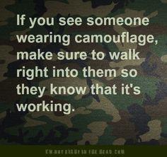 Camouflage Jokes (@camouflagehumor) | Twitter