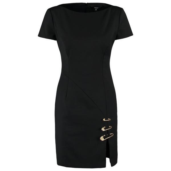 Versus Versace Cocktailkleid / festliches Kleid black  http://t.co/ROrc5cvGAj http://t.co/6DnZ4rcINm