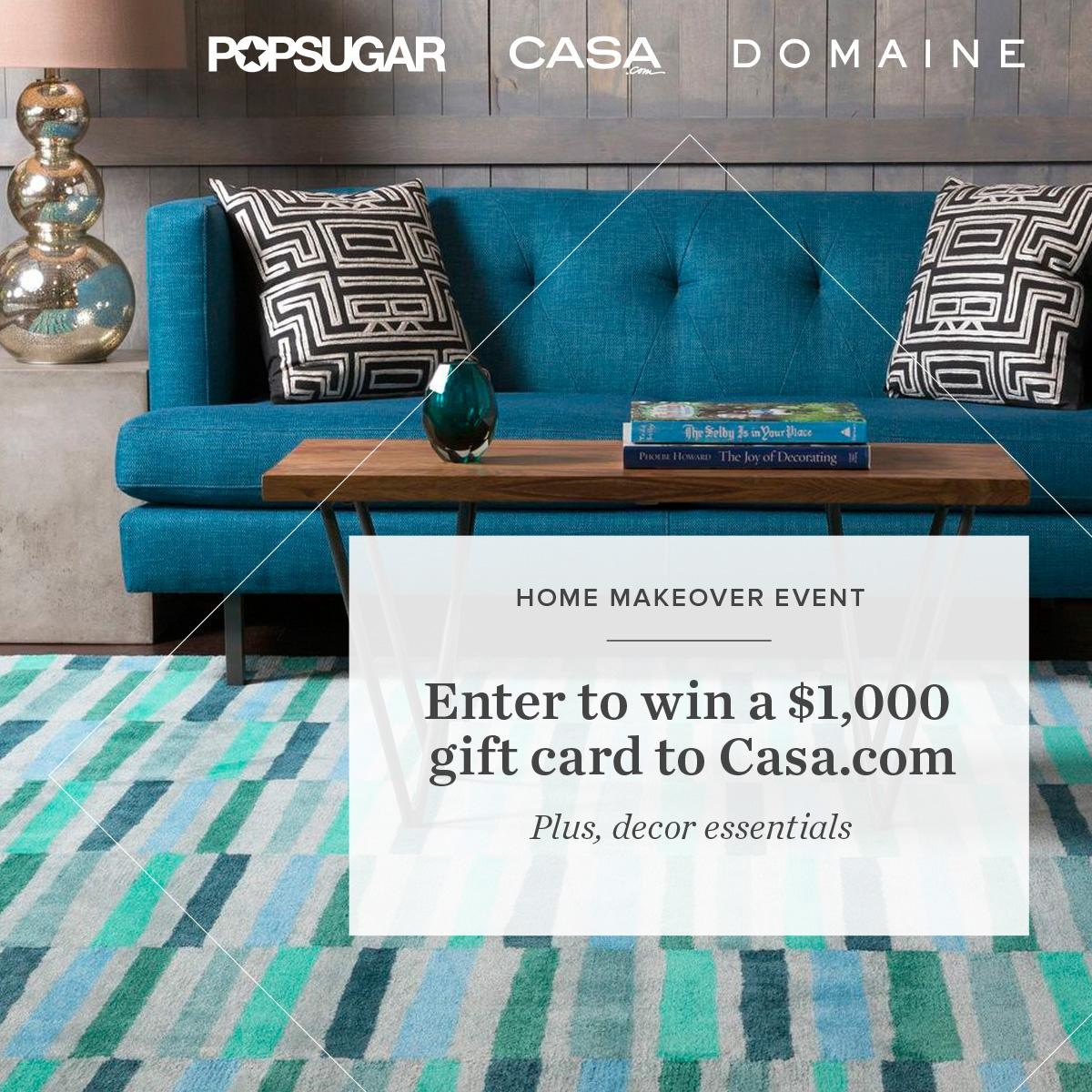 Enter on Popsugar to win a $1K gift card to http://t.co/ekANPuGzzC. Enter by Thursday, 4/2: http://t.co/dK1DukMfLr http://t.co/uA4HHUlRGO