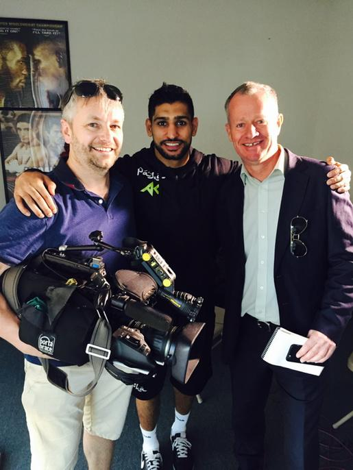 Great having the @SkySportsBoxing team in the BayArea @gary_cotterill and @spineytv http://t.co/xiBvgzDaOn