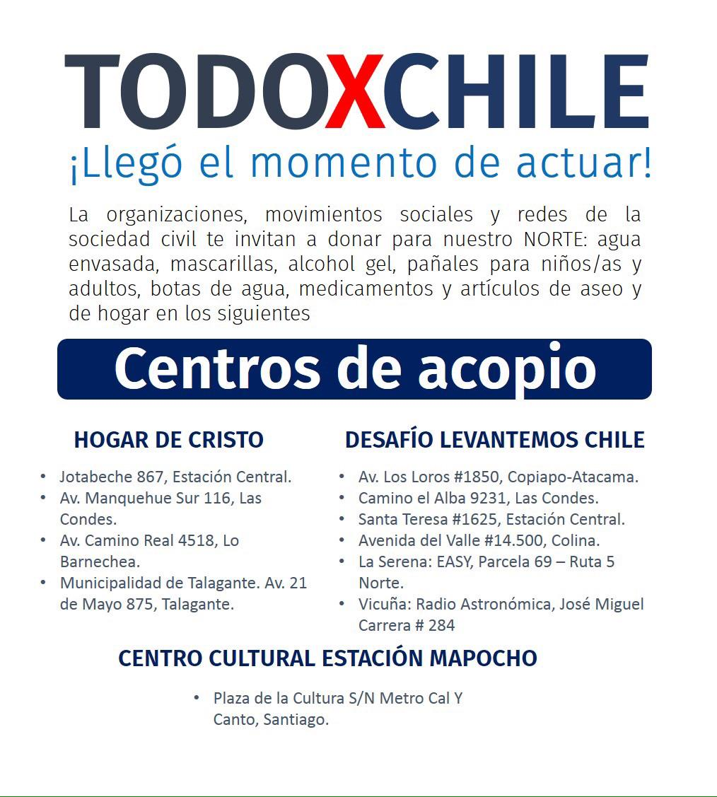 Thumbnail for #TodoxChile