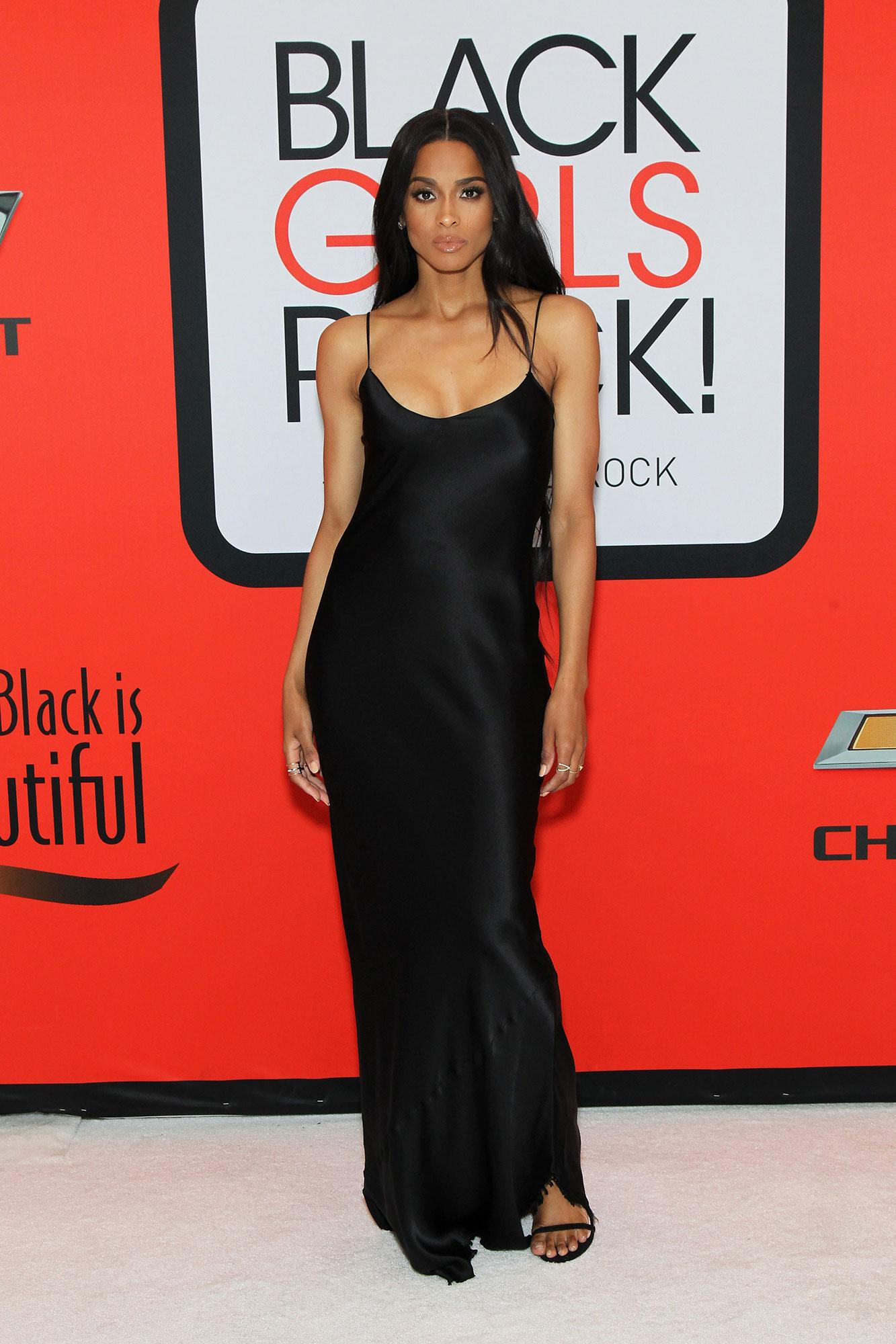 .@Ciara proves less is more in a chic LBD by @NiliLotan: http://t.co/myMCK7RdAV http://t.co/qfc31K3vRo