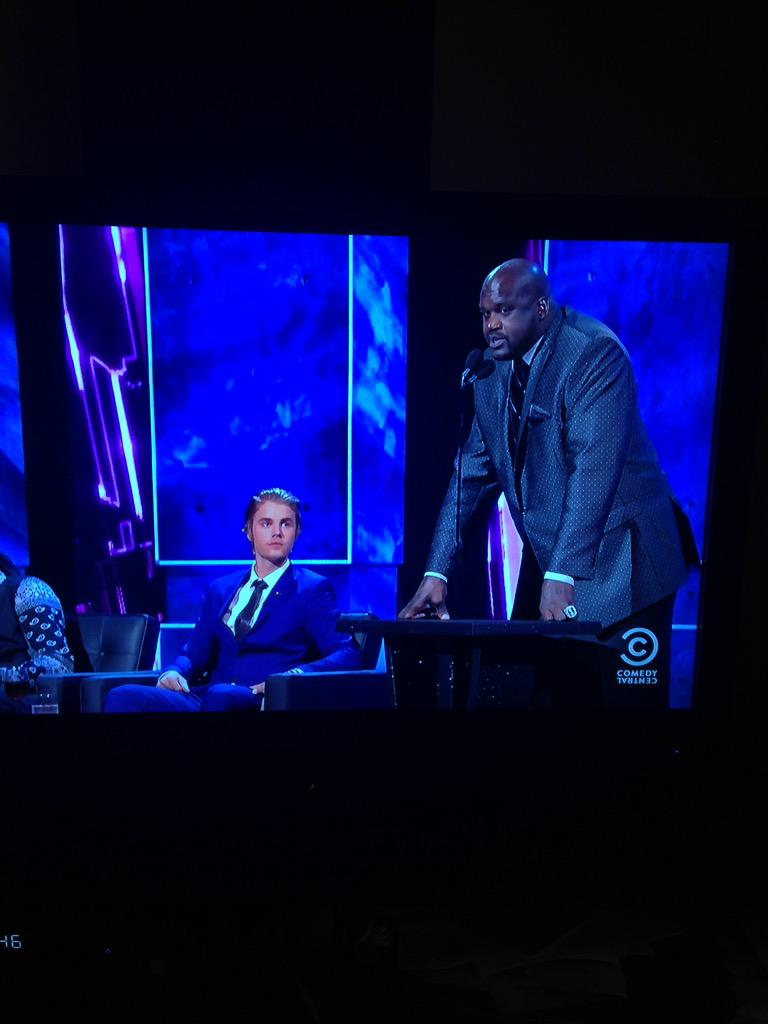 Its all gonna be OK #BieberRoast http://t.co/1MhTFSI3Br