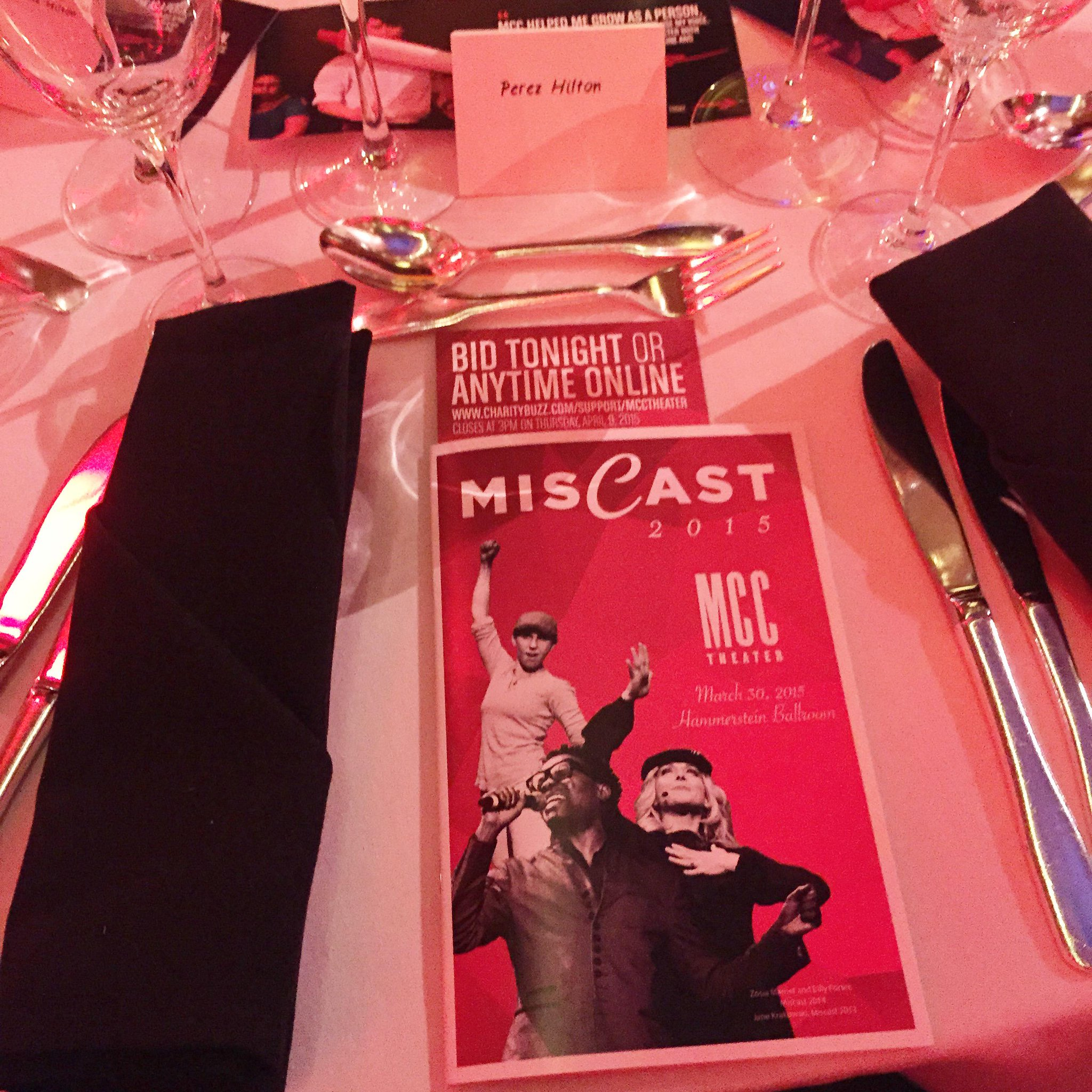 So happy to support @MCCtheater, but even happier I was able to enjoy #Miscast2015 and... https://t.co/VJrkhnTpU3 http://t.co/aAEGWI3bUP