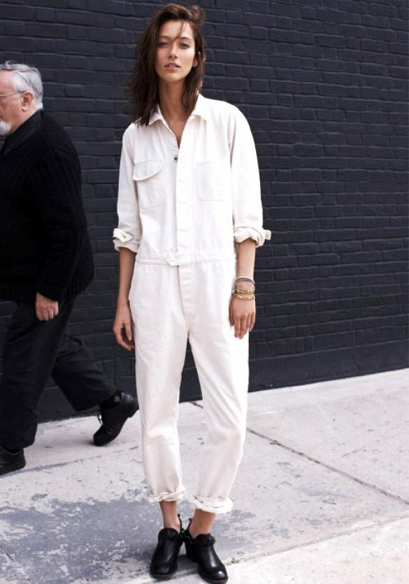 Here's how to look effortlessly cool in a white jumpsuit, with tips from a model: http://t.co/4ihqXXGskl http://t.co/x4p2QpYhgX