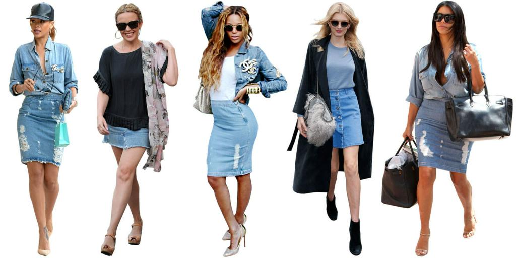 5 Ways to Embrace the Denim Skirt http://t.co/sQUVNubDSx http://t.co/HKIDTqBUkC