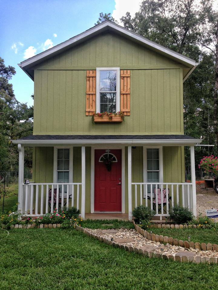 Mike casey on twitter tuff shed 2 story with finished for Two story shed house