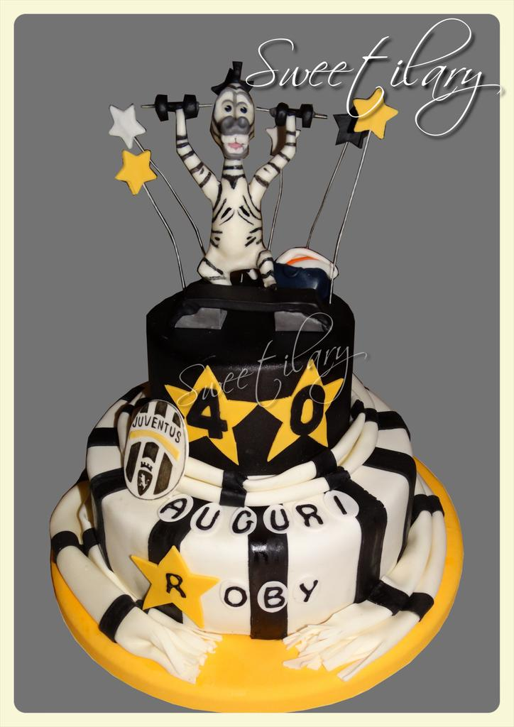 Sweetilary On Twitter Juventus Cake Cakedecorating Birthday