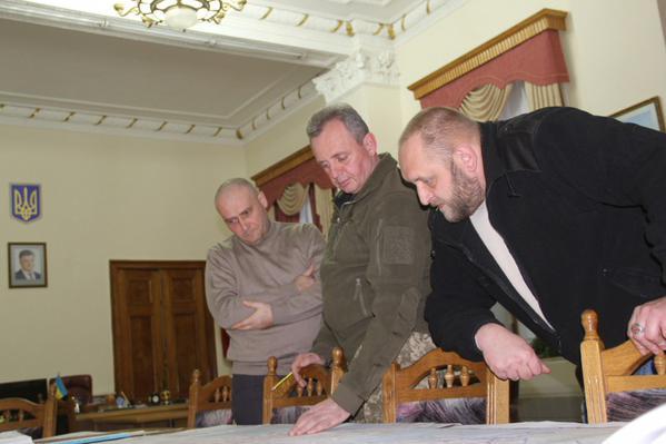 Порошенко предложил создать наблюдательные пункты ОБСЕ в Донецком аэропорту, Авдеевке, Песках и Широкино - Цензор.НЕТ 5758