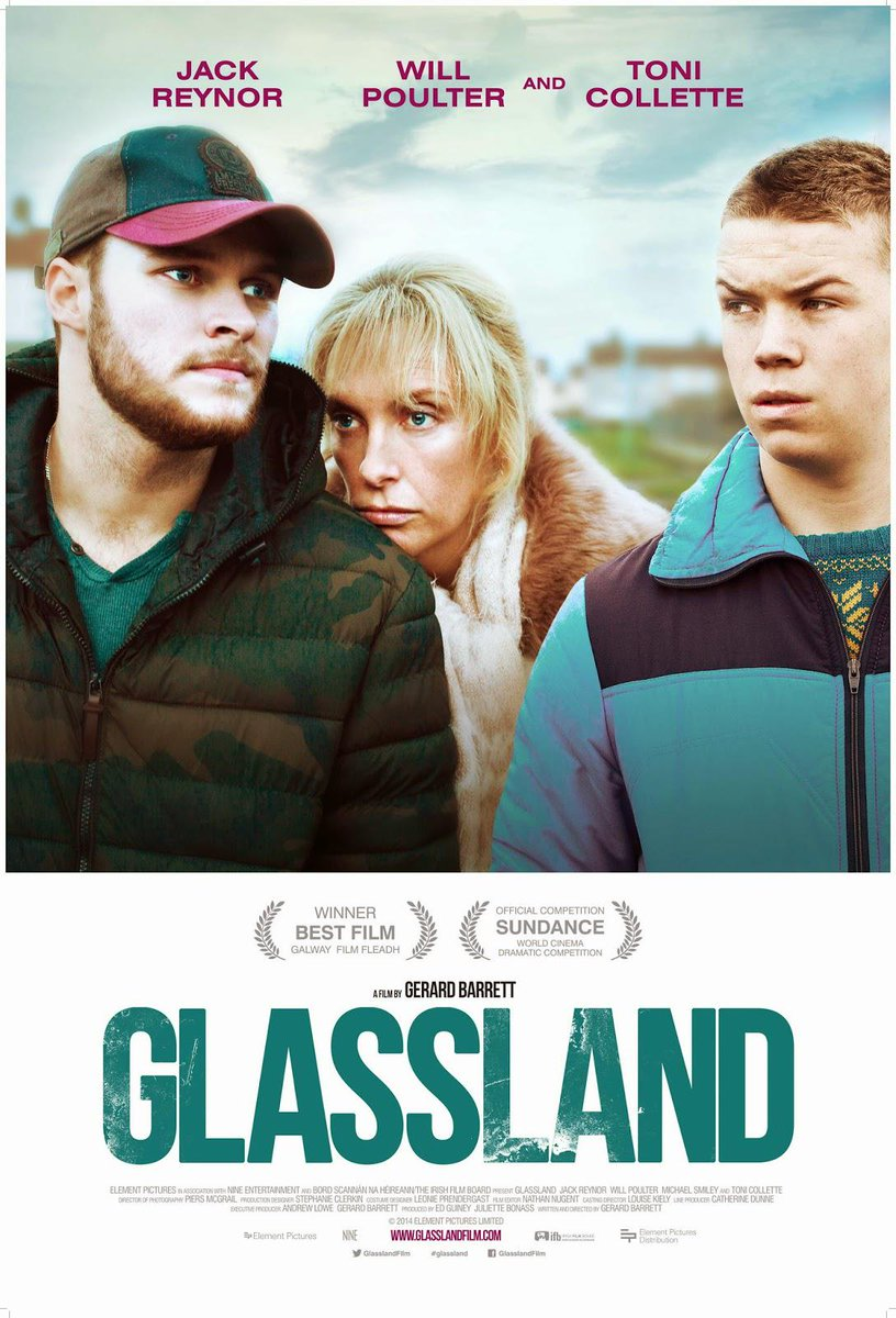 "New @GlasslandFilm is an example of ""excellent, powerful, intense & revelatory cinema."" ★★★★ http://t.co/KOYgQsIGz0 http://t.co/h0sAmJQyQF"