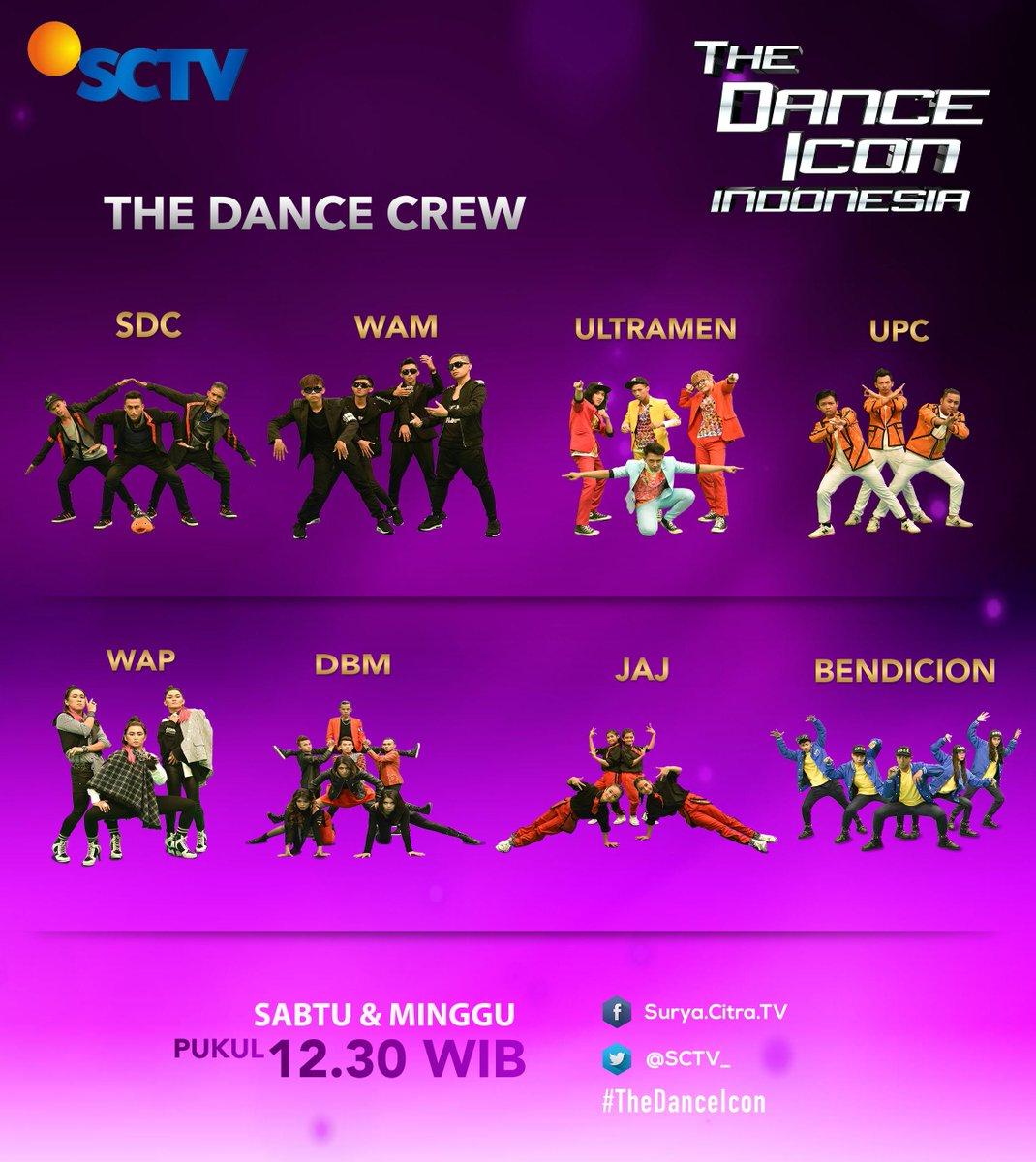 "Sctv: SCTV On Twitter: ""Inilah 8 Dance Crew Terbaik Se-Indonesia"