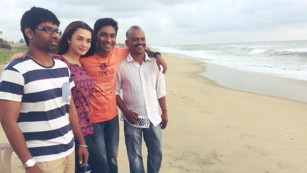 Dhanush-Amy Jackson wrapped first schedule