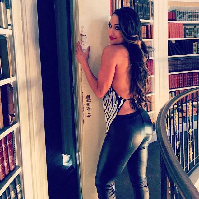 Nikki bella sexy ass boobs