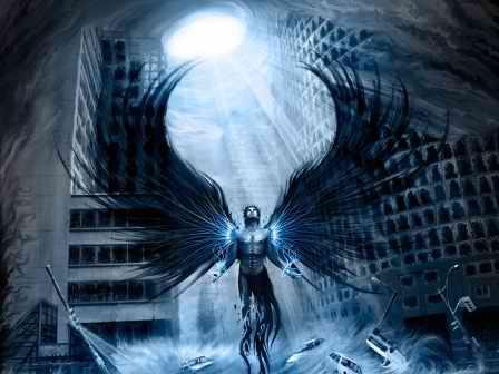 ангел картинка