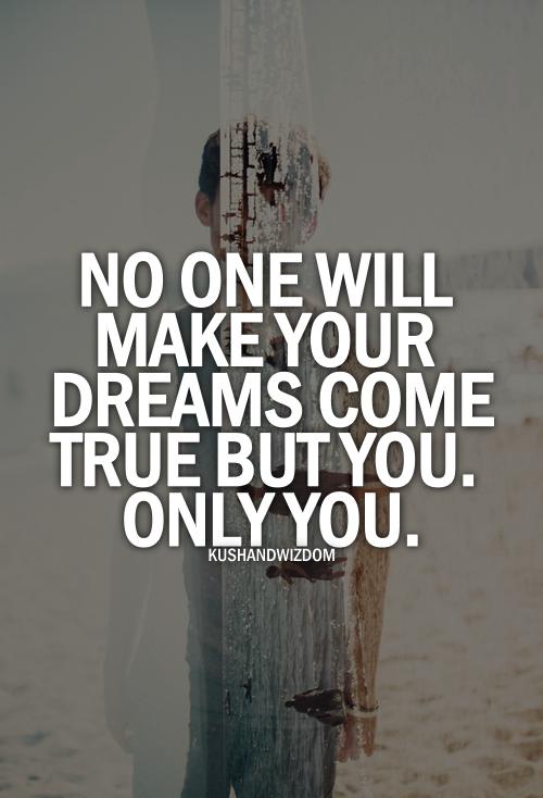 a dream comes true essay