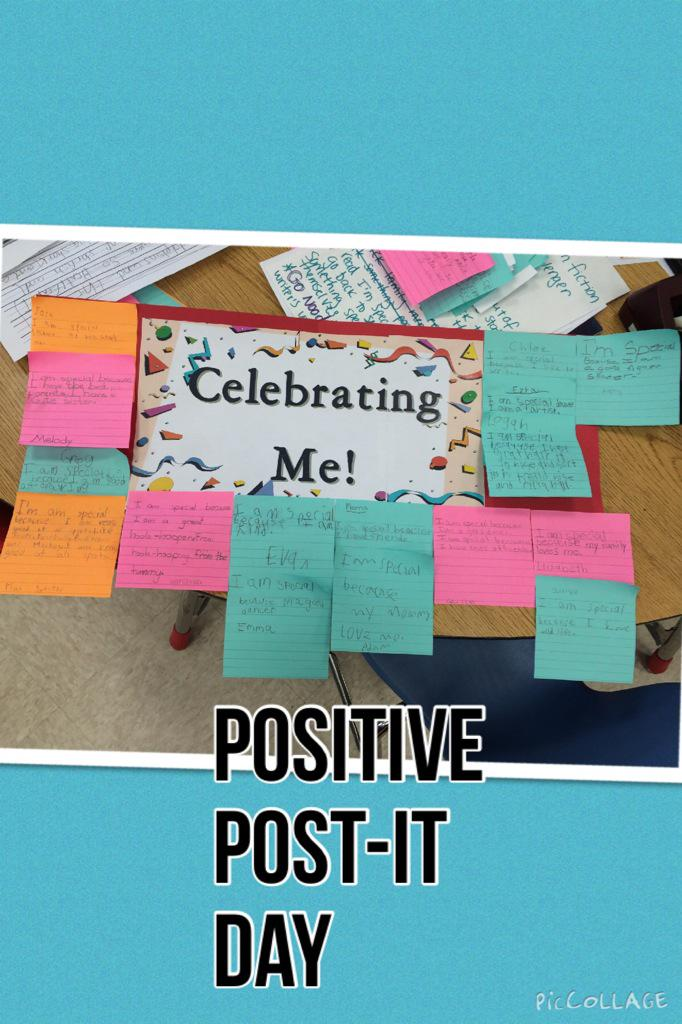 Just the beginning of #PositivePostItDay   #Cantiague @TonySinanis @BenderlyBoyle http://t.co/XRISitFR98