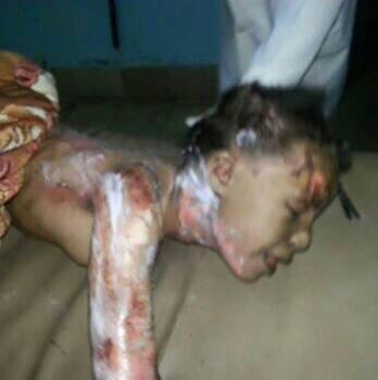 ٣- هل هذه الشرعية التي سوف تقدم لهادي قتل شعب كامل من اجل واحد؟! #اليمن انالله وانا اليه يراجعون http://t.co/R8PKp3nJ3G