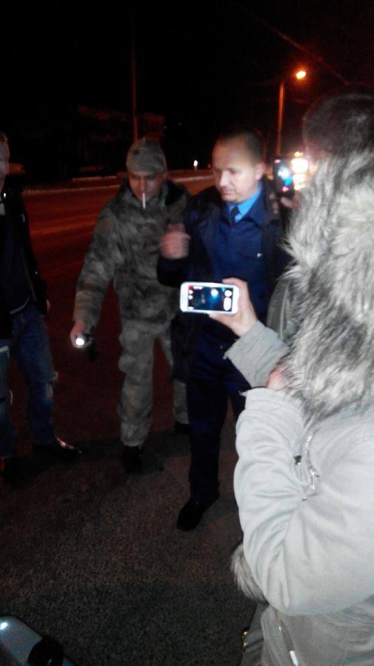 "В Широкино продолжается бой. Ранено два бойца ""Азова"", - пресс-служба полка - Цензор.НЕТ 1033"