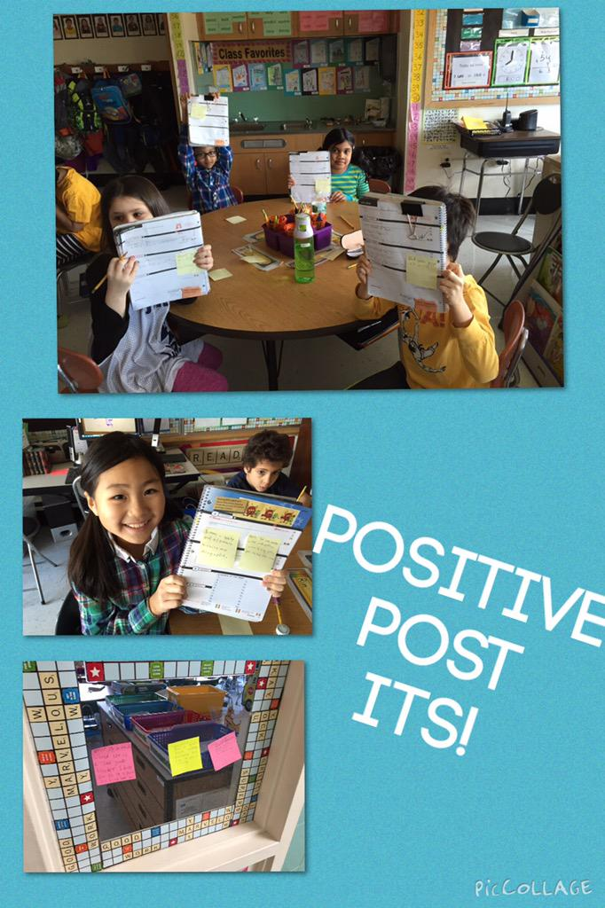 Winnick's World spreads positive feelings with post-its!  @TonySinanis #PositivePostItDay #Cantiague http://t.co/ZG456m2TR4