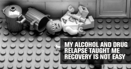 drug recovery and relapse