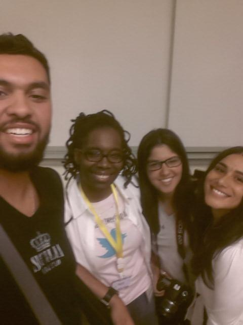 Finally done covering the event for the AUC Social Media Conference, it was a great experience!! #aucsmc http://t.co/wkih2MQYJj