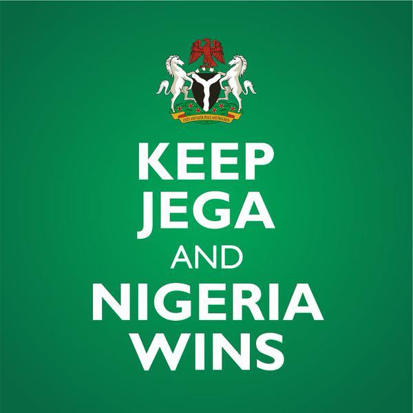 #NigeriaDecides: Nigerians are so creative!! #LetNigeriaDecide http://t.co/L1942Mar1R