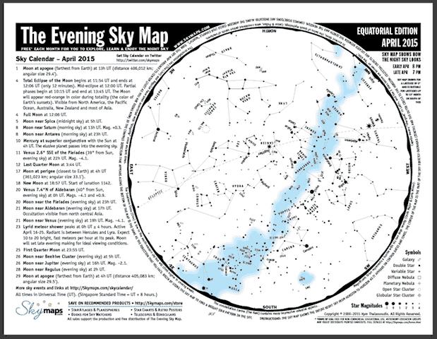Map pdf star