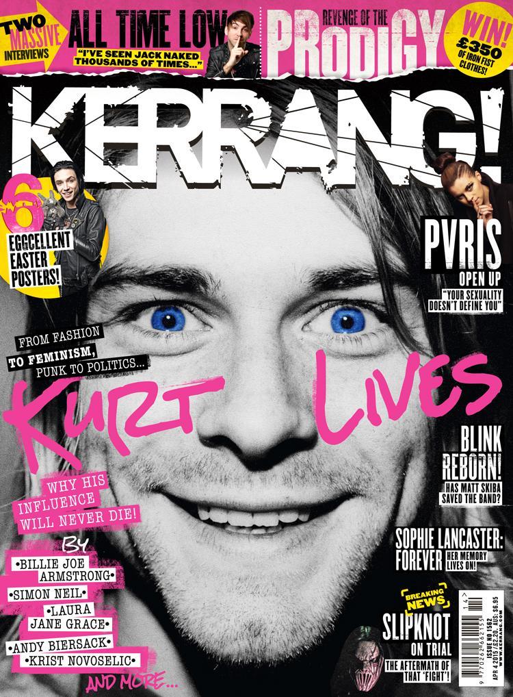 Kerrang! Magazine (@KerrangMagazine)