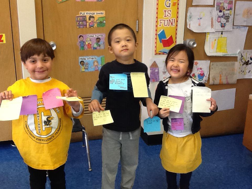 Positive Post-it Day! Wow! We are special! #cantiague @TonySinanis http://t.co/P3ipeczTfp