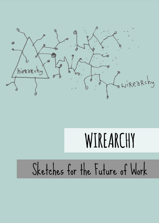 "Thrilled about draft version of pending eBook ""Wirearchy - Sketches for the Future of Work"" designed by @tdebaillon http://t.co/d4VKjdOXZB"