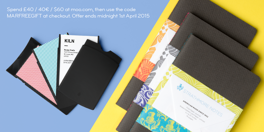 Moo On Twitter Last Call Folks Get A Free Business Card Holder