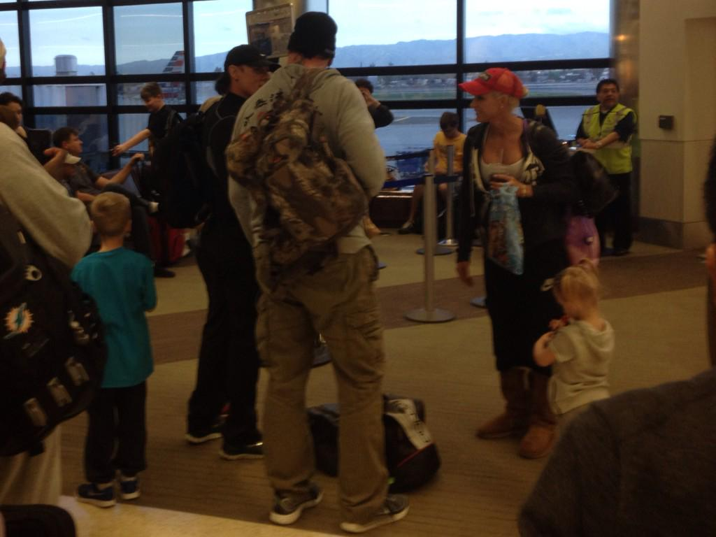 Picture of Sting and Undertaker together at the airport in San Jose CBcUAoAWcAAu33-