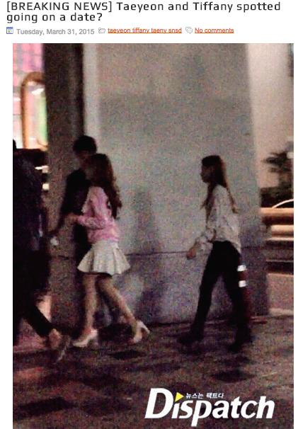 Taeny dating 2013