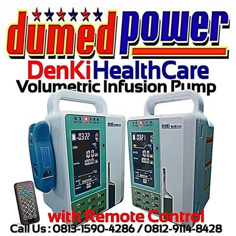 Volumetric Infusion Pump + Remote Control DK-900IP DenKi Healthcare
